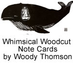 Notecards by Woody